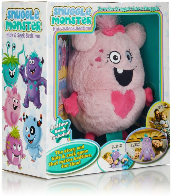 snuggle monster pink cg0321_01