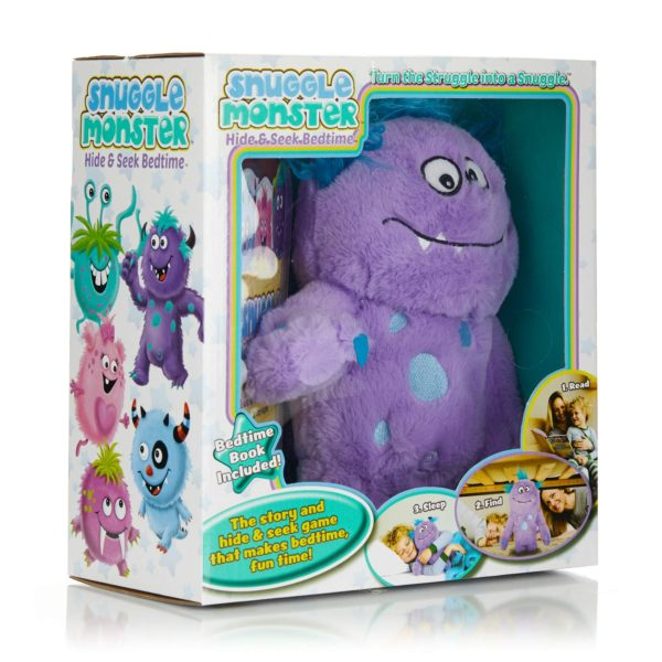 snuggle monster purple cg0320_01