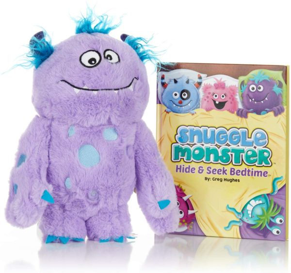snuggle monster purple cg0320_05