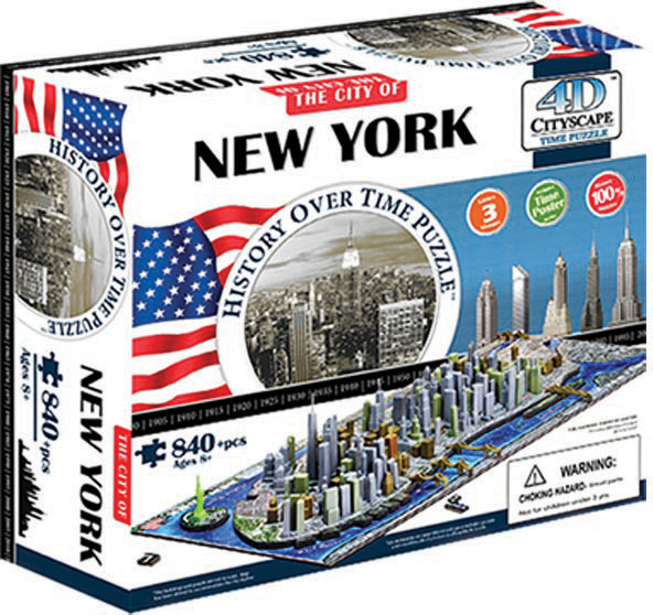 4D New York, USA