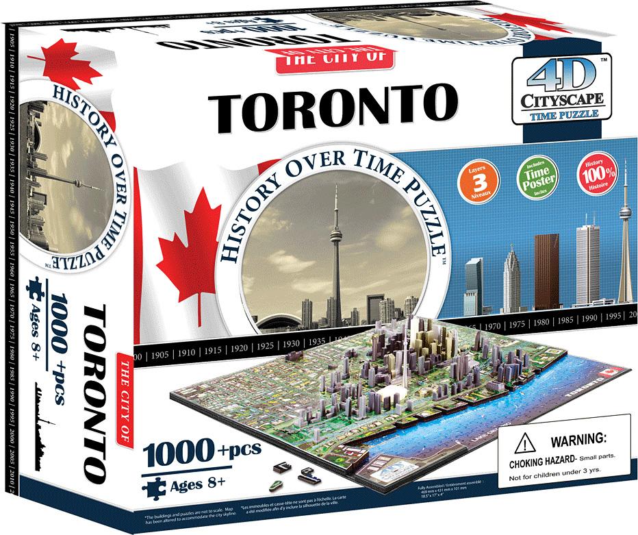 4D Toronto, Canada