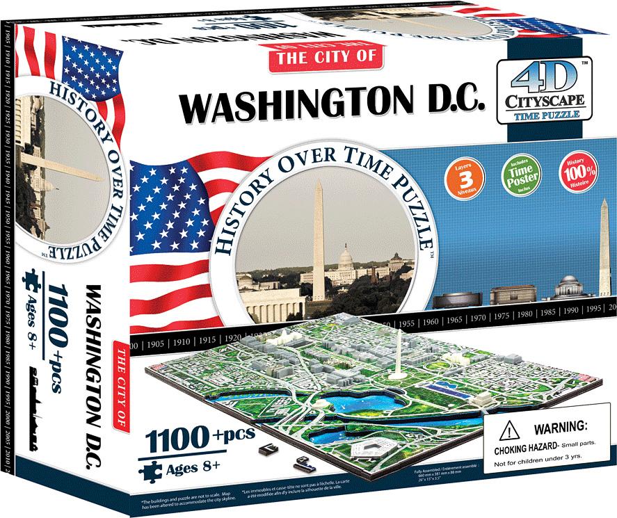 4D Washington DC, USA