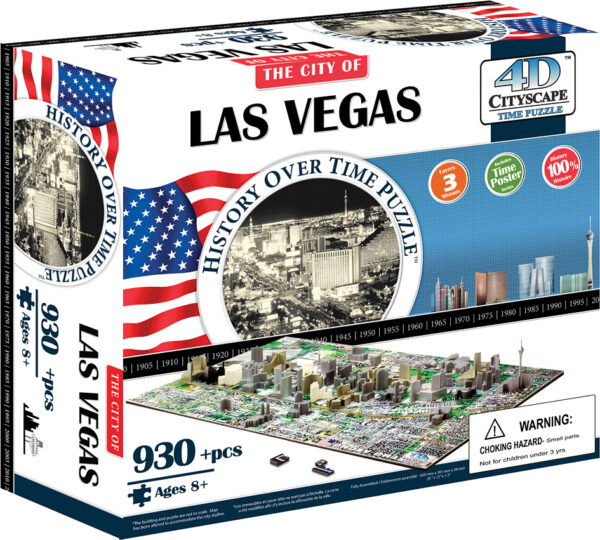 4D Las Vegas, USA