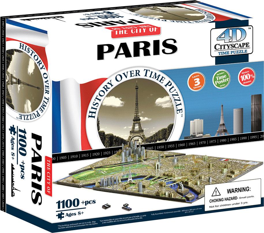 4D Paris, France