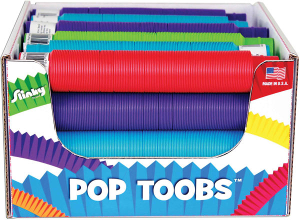 Slinky Pop Tubes