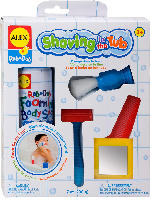 Shaving Tub Kit
