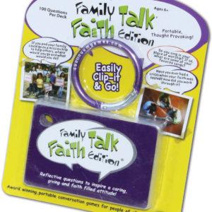 Family Talk - Faith Edition