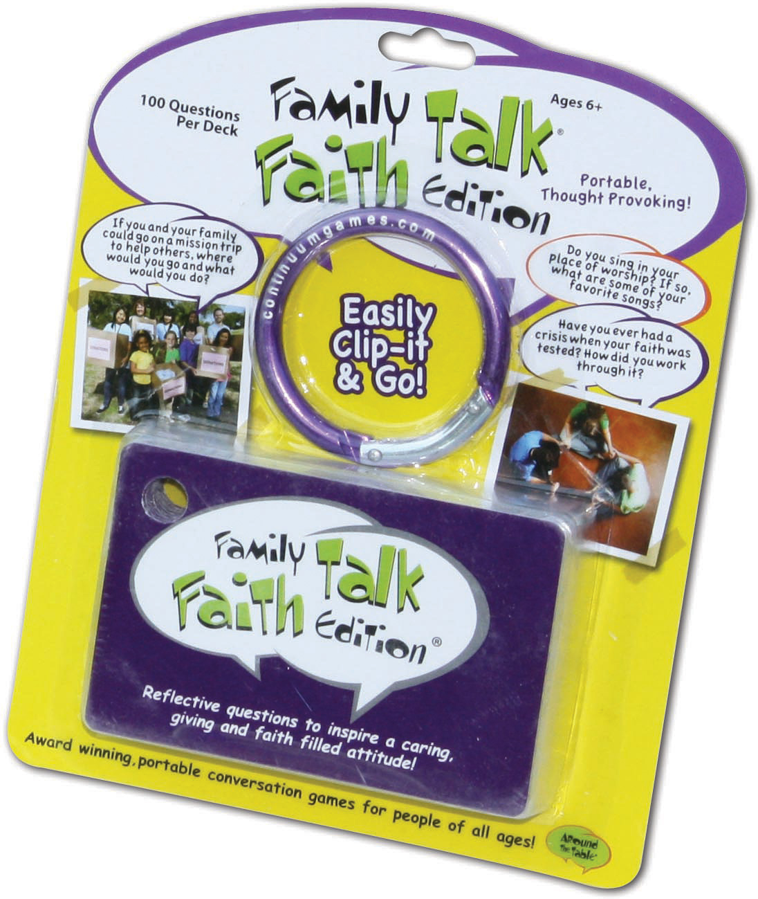 Family Talk - Faith Edition