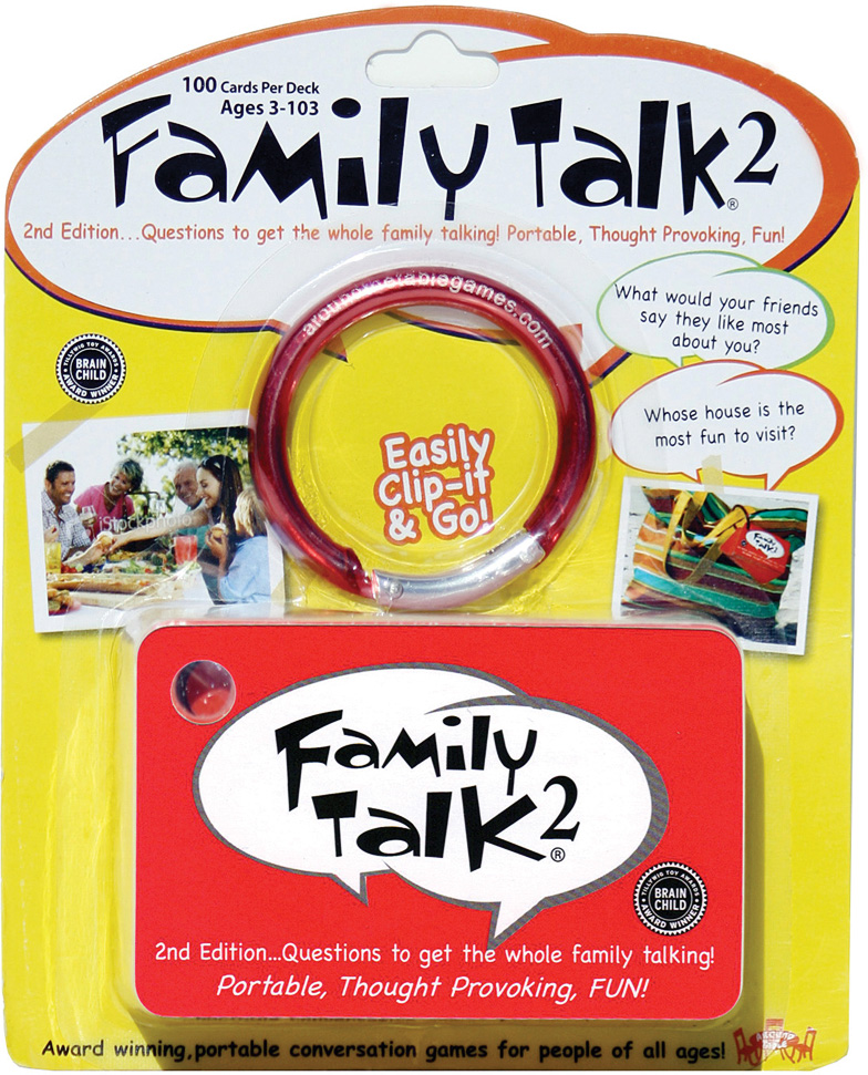 Family Talk 2 - blister pack