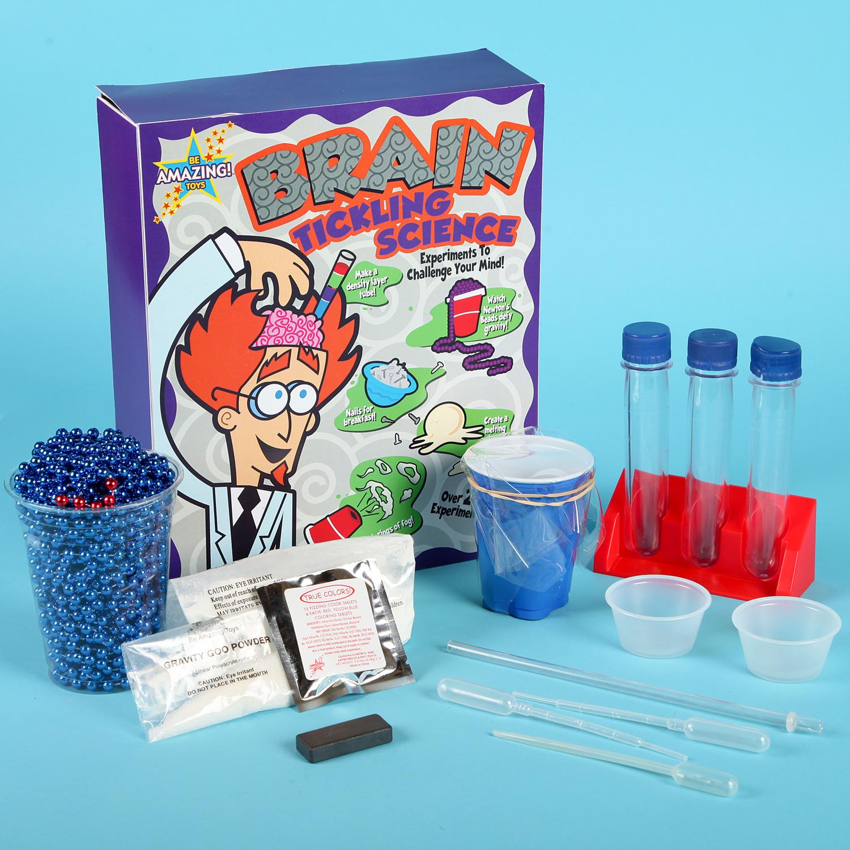 Brain Tickling Science