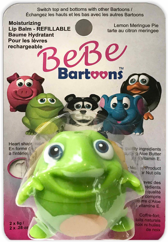 Turtle BeBe Bartoon