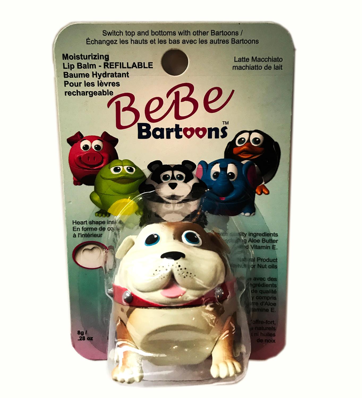 Bulldog BeBe Bartoon