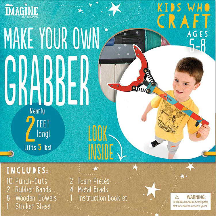 Make your own Garbber
