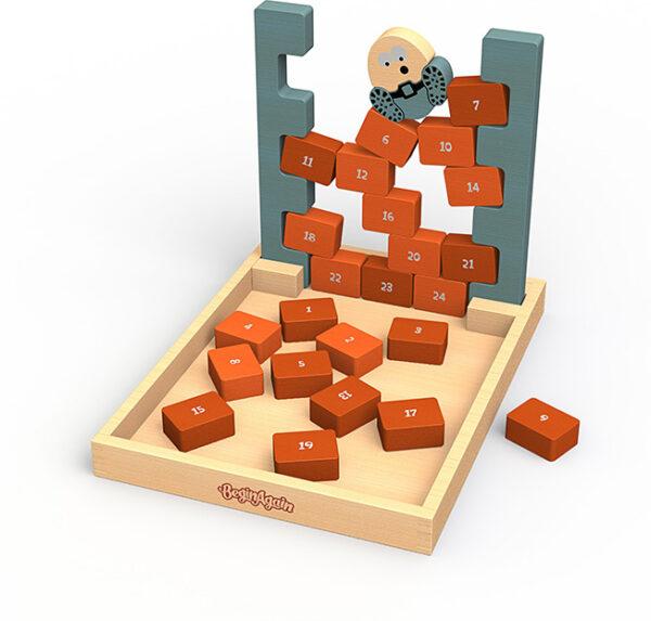 Don't Dump Dumpty Game