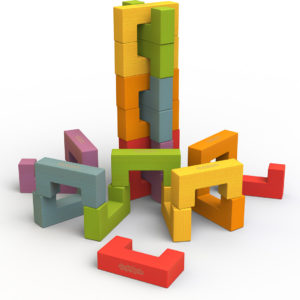 U Build It Plus - 24 piece set