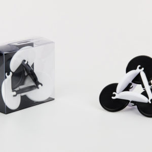OSM Black & White (Clear Box Packaging)