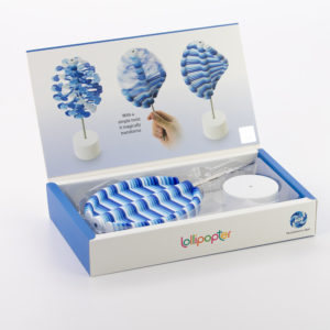 Lollipopter Huckleberry Spin (Gift Box Packaging)
