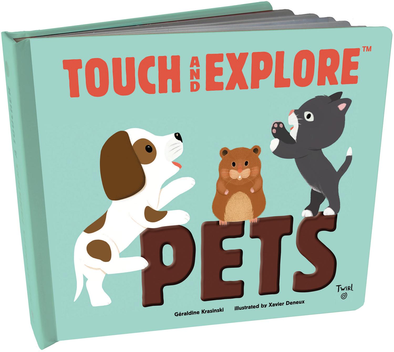Touch & Explore pets