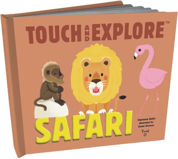 Touch & Explore Safari