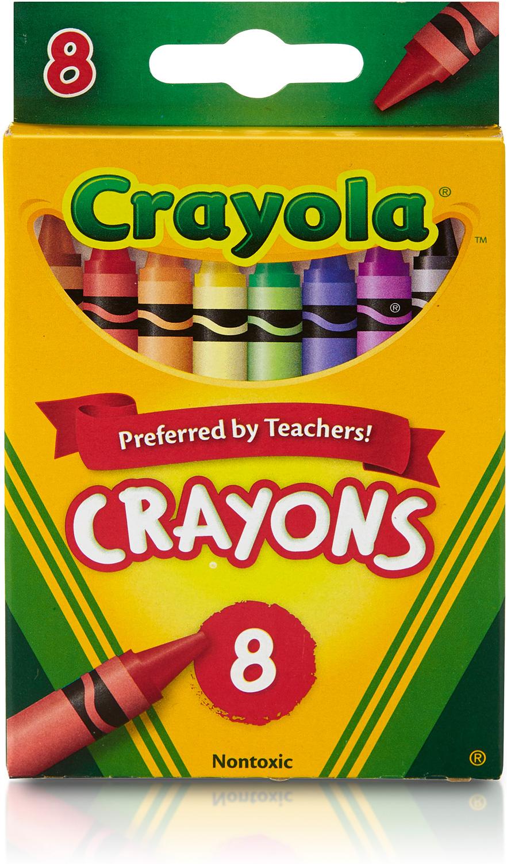 Crayons 8 ct.
