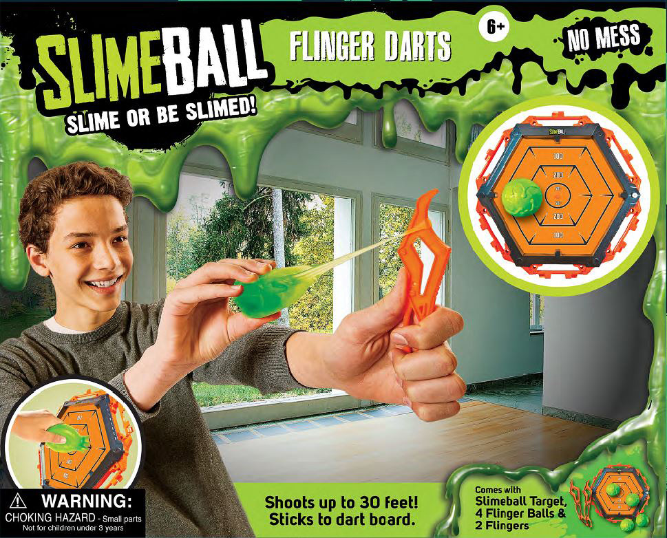 slime flinger Darts
