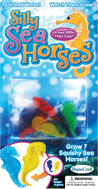 Silly Sea Horses