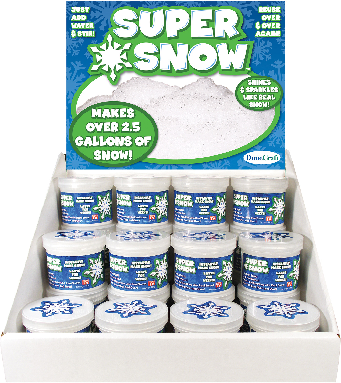 Super Snow Jars