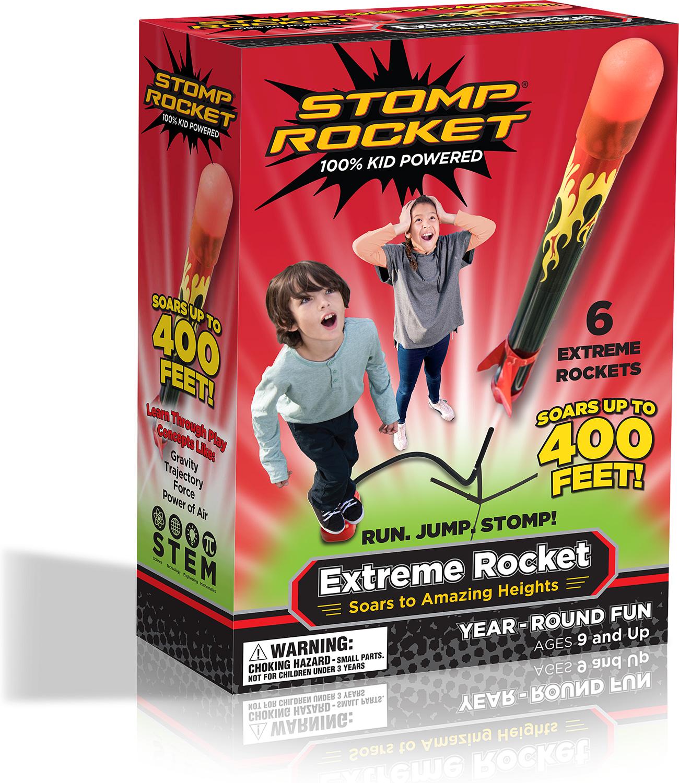 Extreme Stomp Rocket