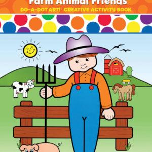 DO-A-DOT ART FARM ANIMALS ACTIVITY BOOK