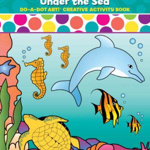 DO-A-DOT ART SEA ANIMALS ACTIVITY BOOK