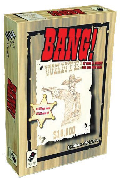 Bang Card Game
