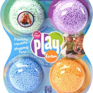 4 PACK CLASSIC PLAYFOAM