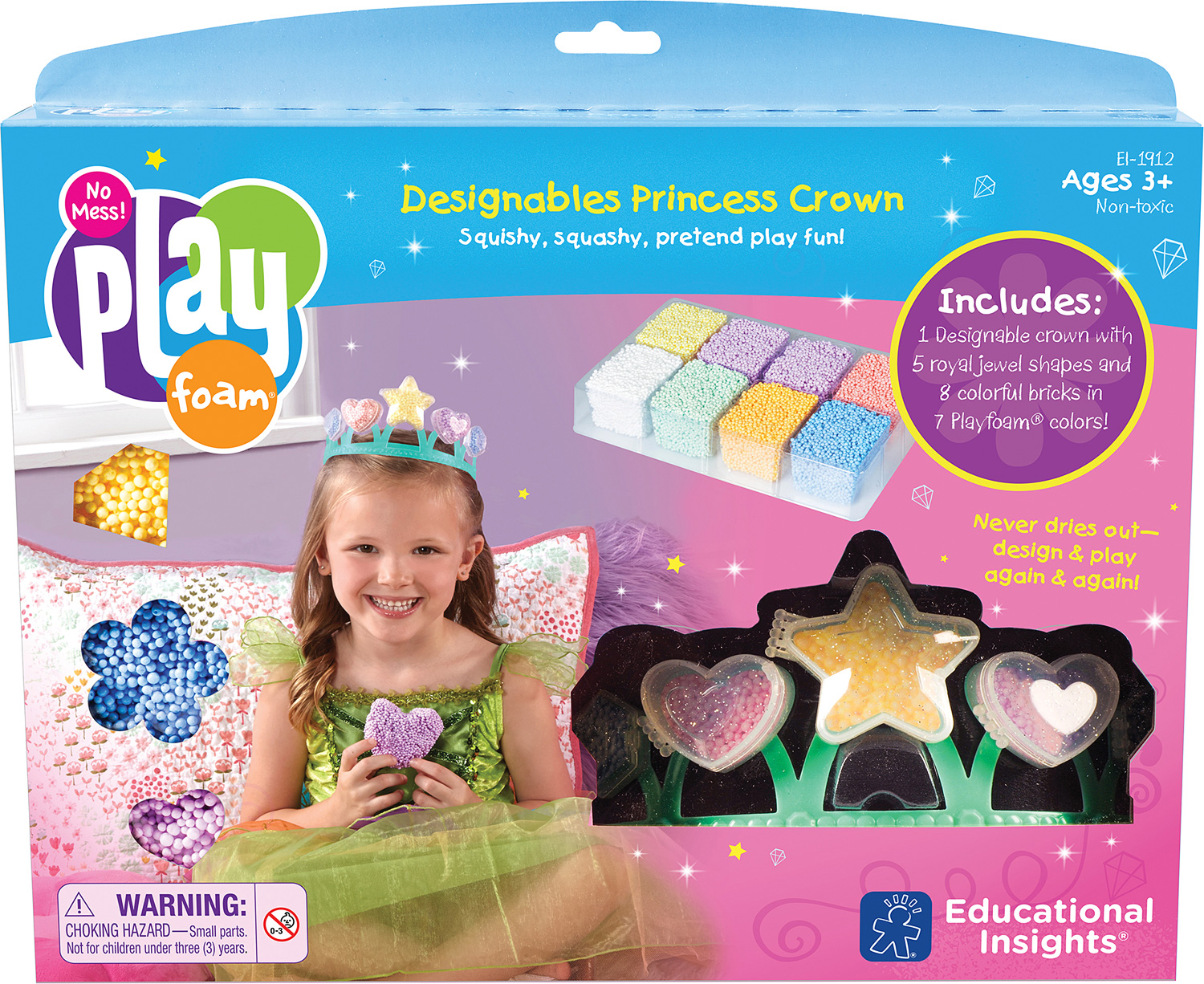 Playfoam® Designables Princess Crown