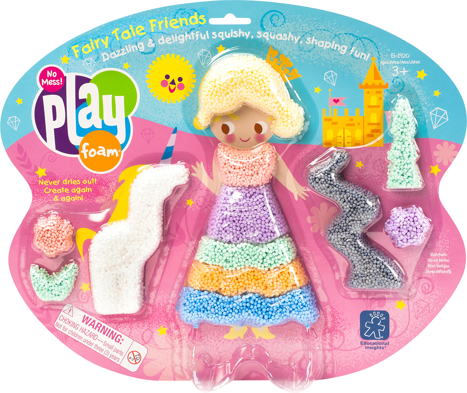 Playfoam Fairy Tale Friends