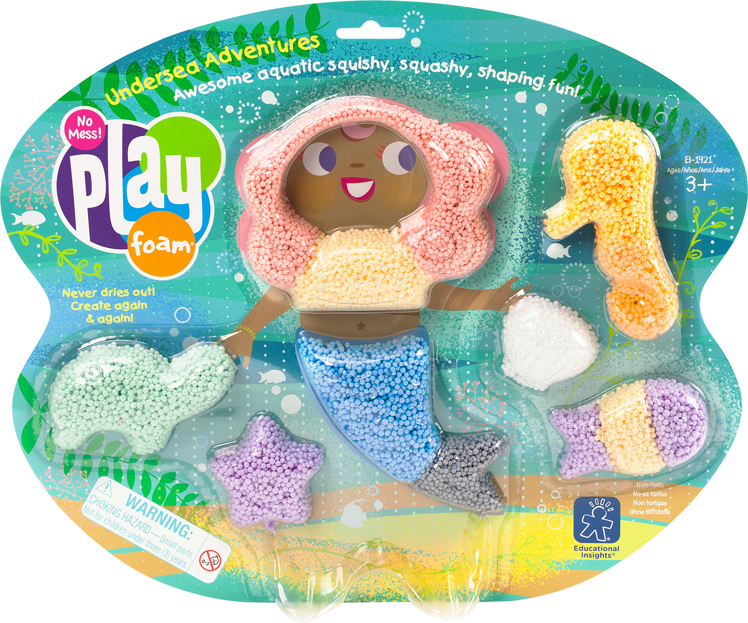 Playfoam Undersea Adventures