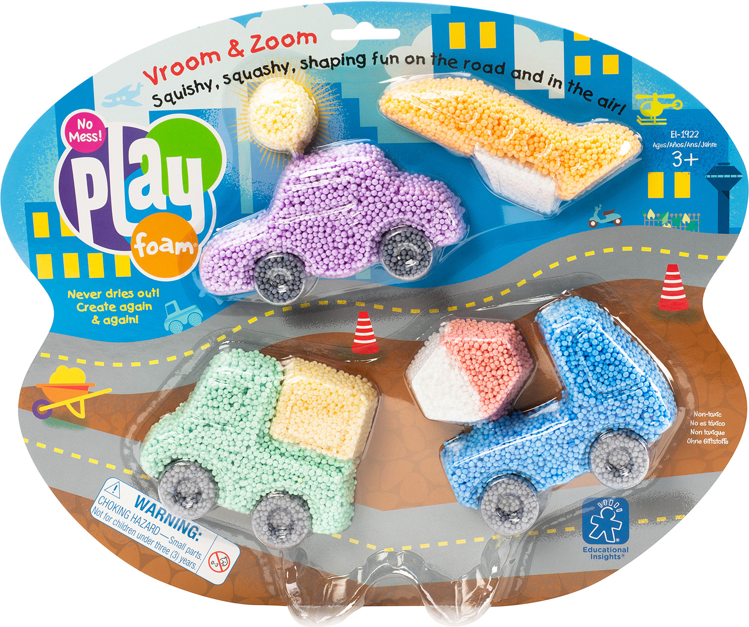Playfoam Vroom & Zoom