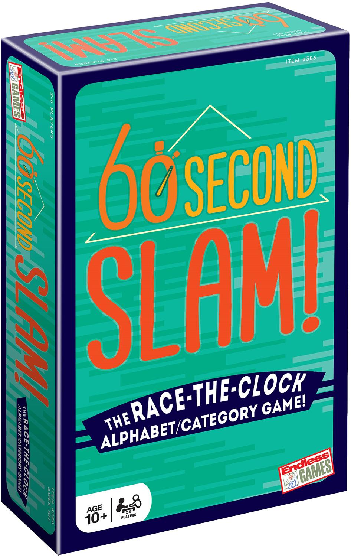 60-Second Slam!