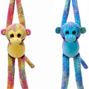 """Scribbleez 20"""" monkeys"""
