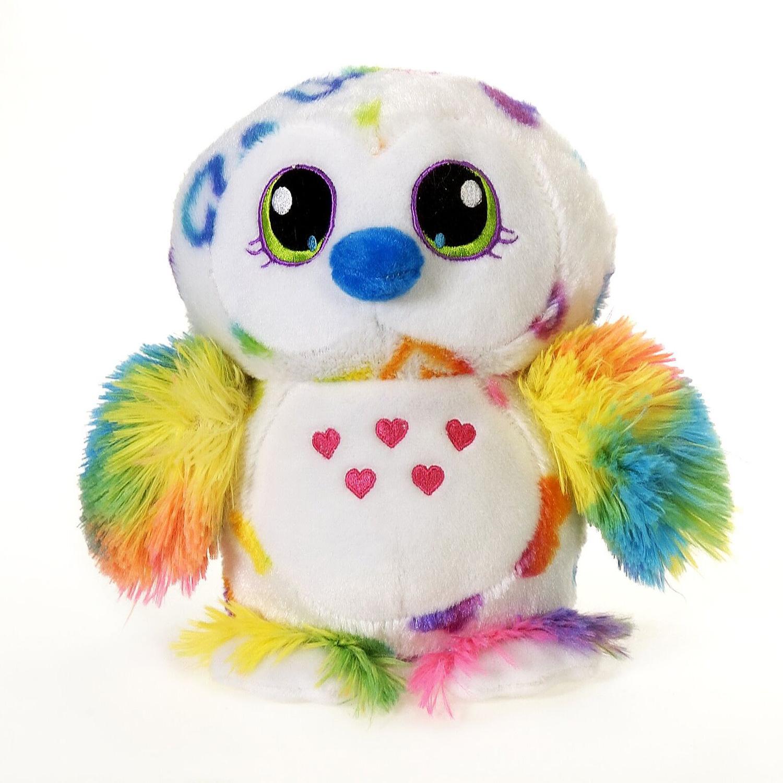 """9.5"""" Rainbow owl"""