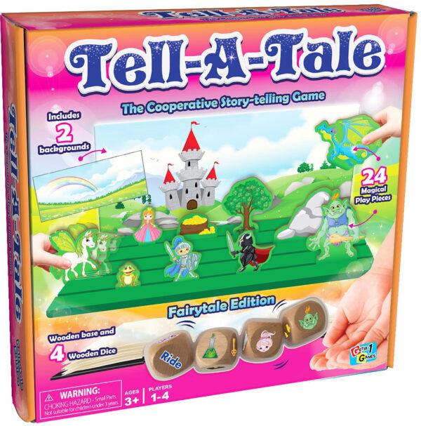 Tell a Tale (Fairytale Edition)