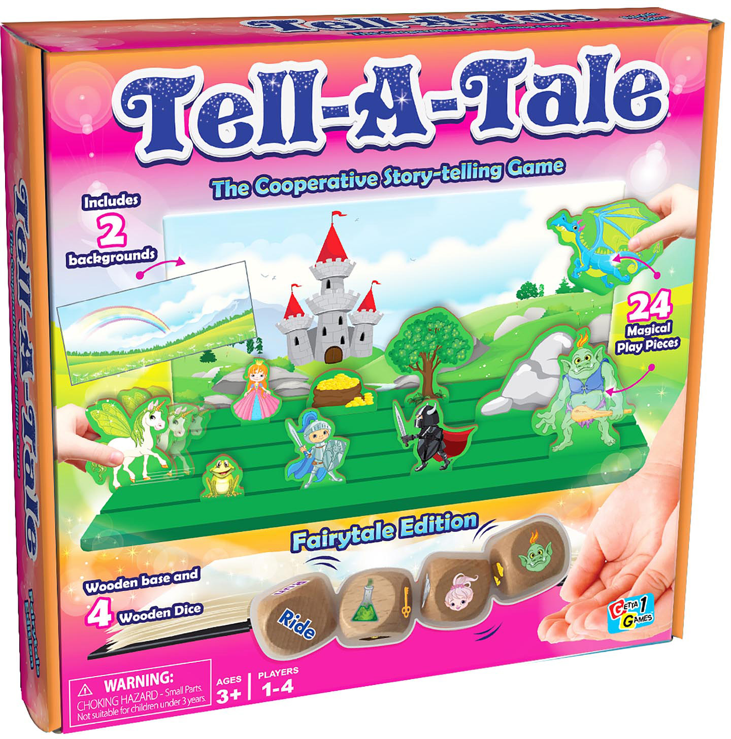 Tell a Tale (Fairytale Edition)