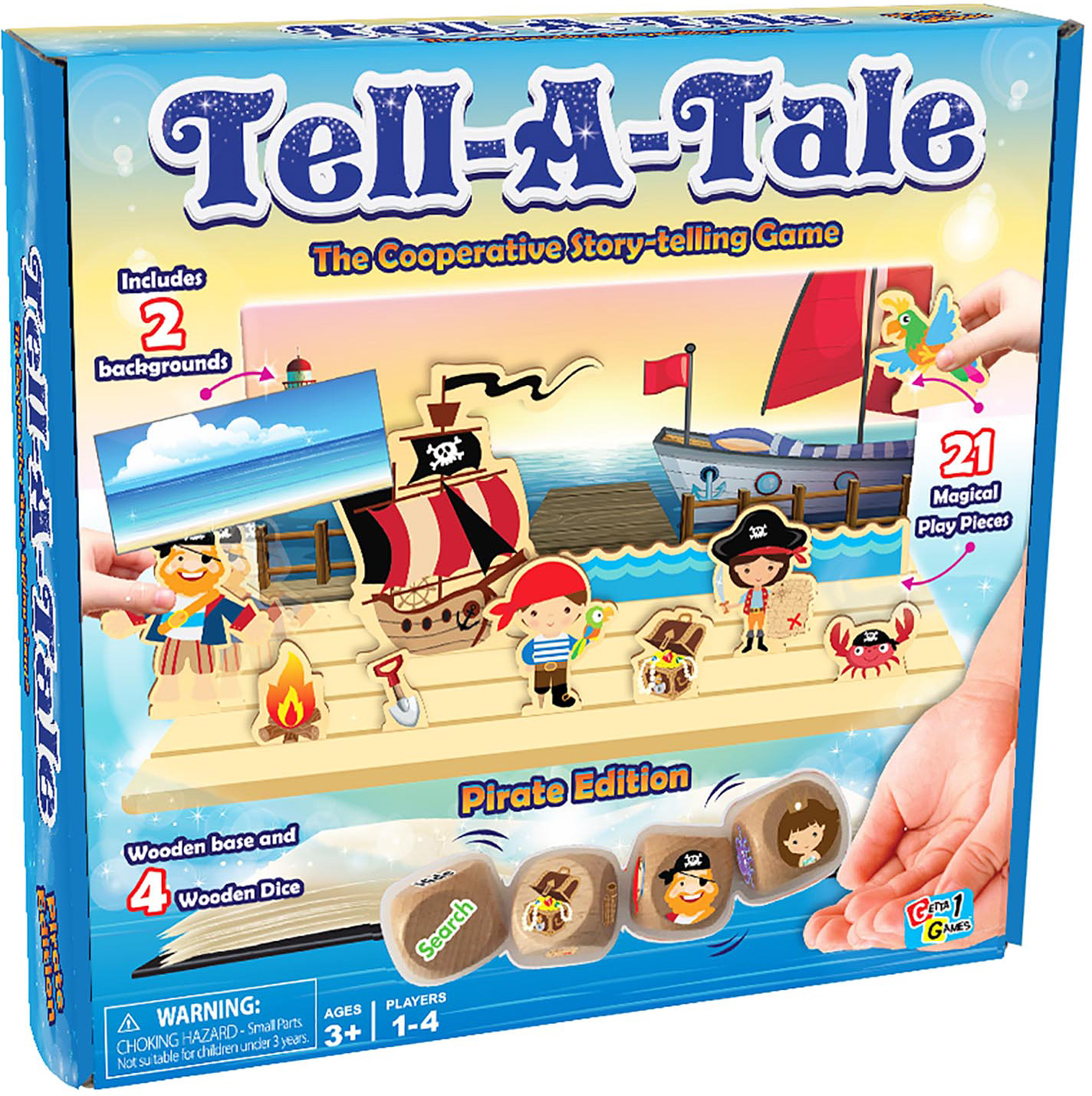 Tell a Tale (Pirate Edition)