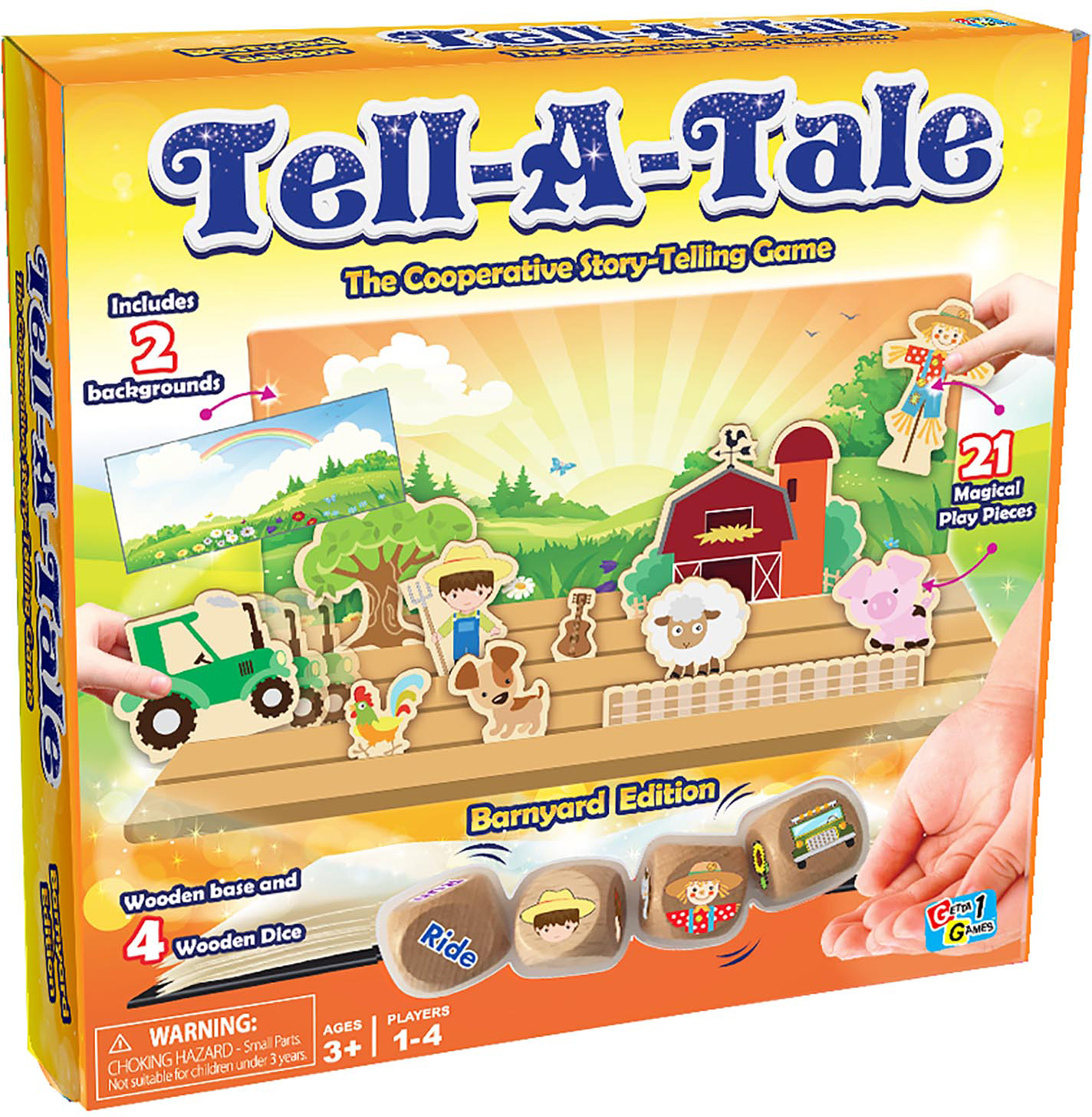Tell a Tale (Barnyard Edition)