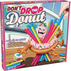Don't Drop the Donut