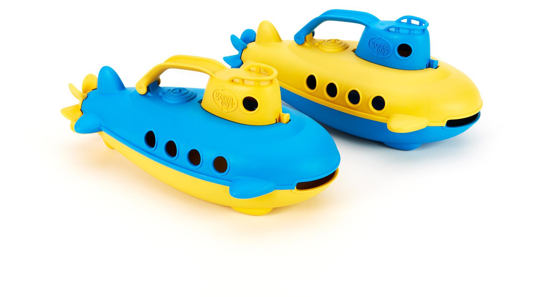 Submarine Asst Colors