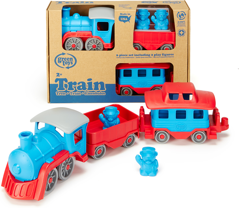 Train Blue Engine