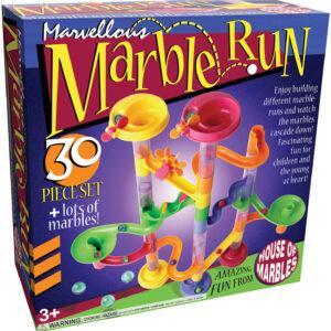 30-piece Marble Run