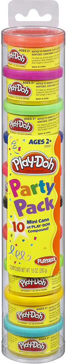 Play-Doh Party Pack in a Tube