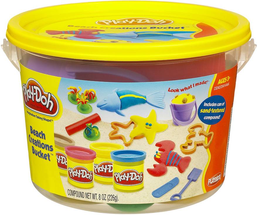 Play-Doh Mini Bucket Asst