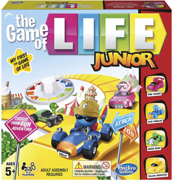 Game of Life Jr.